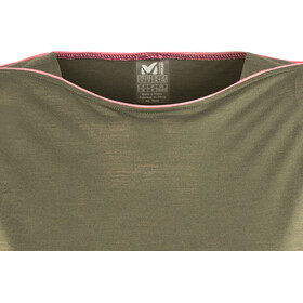 Millet Cloud Peak T-shirt à manches courtes Femme, grape leaf